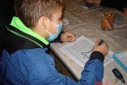 """Kūrybos džiaugsmas dailės edukacijoje """"Piešimas ant stiklo"""""""