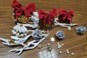"""Virtualus renginys """"Kalėdų žaisliukas ir dekoracija draugui"""""""